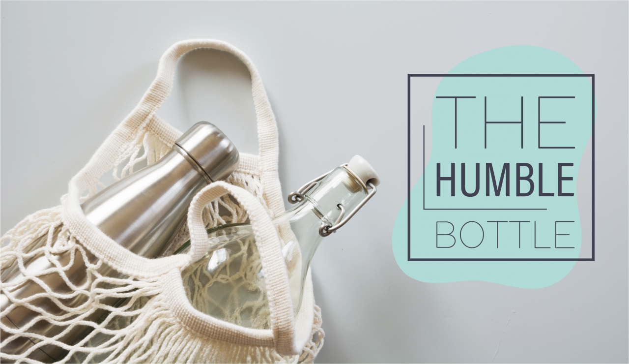 The Humble Water Bottle